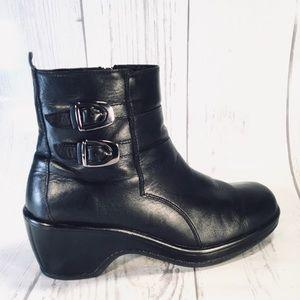 DANSKO | Classic Leather Ankle Boots EUC - EU 39